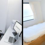 サブモニターやオフィスチェアなど、自宅で活用出来るラインアップをワークスペースでご利用いただけます。