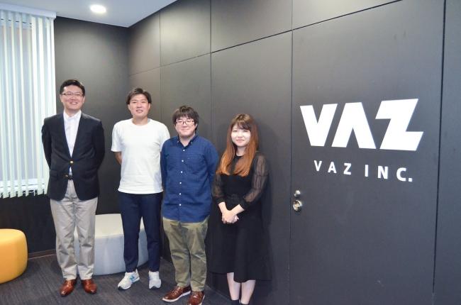 インフルエンサーマーケティング事業やエンターテインメント事業を展開する株式会社VAZがメリービズの「バーチャル経理アシスタント」を導入