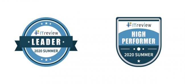 ワークフローでコラボレーションを促進するエイトレッド 、「ITreview Grid Award 2020 Summer」でリーダーポジションを獲得