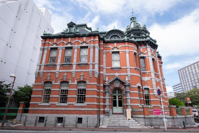 赤煉瓦文化館