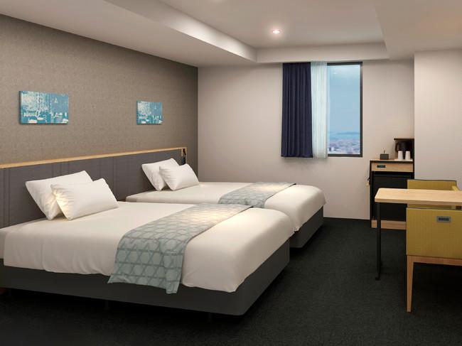 2ベッドルーム ※イメージ