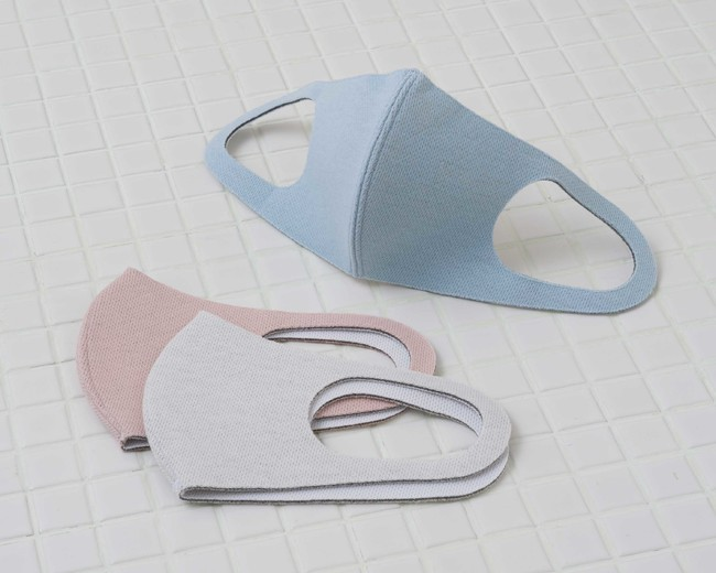 9/25(金)からアフタヌーンティー・リビングで順次発売!高機能な三層構造マスク「ピアレスガード」を採用!抗ウイルス消臭マスクが登場