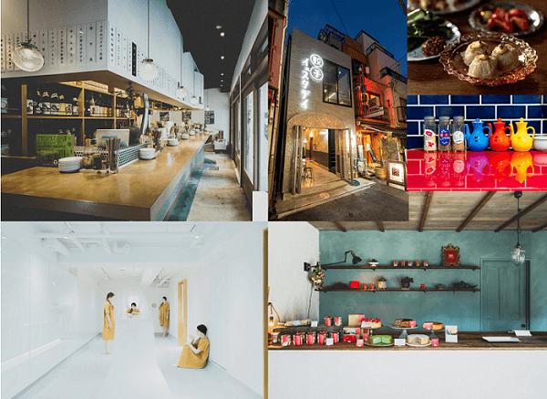 ▲株式会社NEW 空間・店舗・商品デザインの例