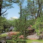 タイムシェア別荘「フェザント山中湖」は6800坪の広大な敷地に別荘棟が17棟
