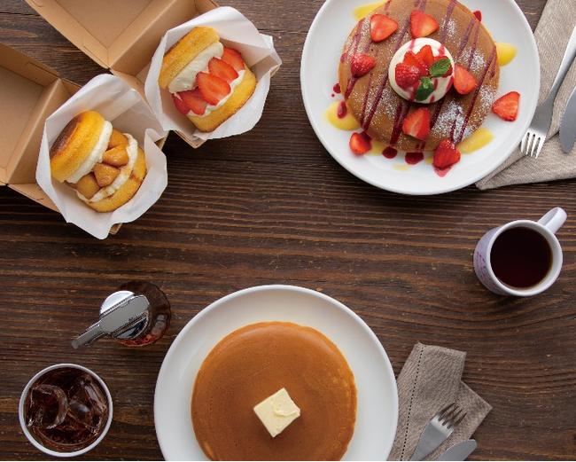 プロントから新業態「イケビズカフェ」オープン!こだわりパンケーキと紅茶中心のドリンクバーが楽しめるカフェ 全席コンセント設置&フリーWi-Fi 完備でリモートワークにおすすめ