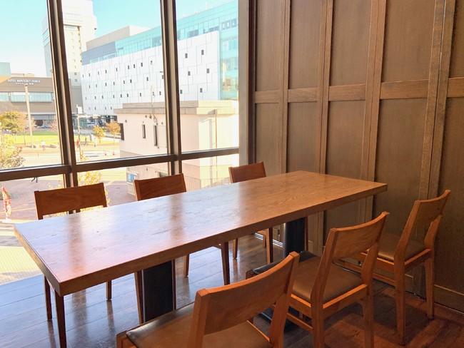 姫路駅から徒歩1分!好立地の商業施設内にあり、気軽に立ち寄れるコワーキンスペース「いいオフィス姫路 by 神姫バス」がオープン!