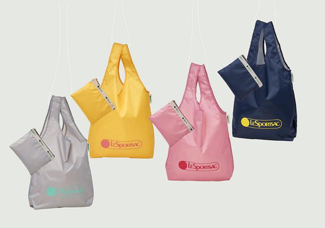 レスポートサック、人気のショッパーバッグがバージョンアップして新登場。1/27(水)日本限定発売。