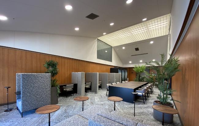 軽井沢プリンスホテル コワーキングルームby H¹T